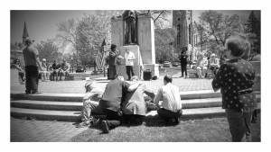 Pastors Praying NDP 2015